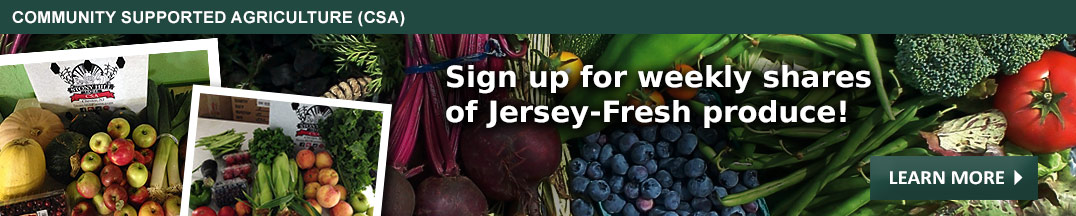 CSA Community Supported Agritourism Shares 2-15 - New Jersey